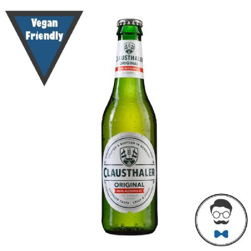 Clausthaler Classic Alcohol Free Beer (<0.5% ABV)